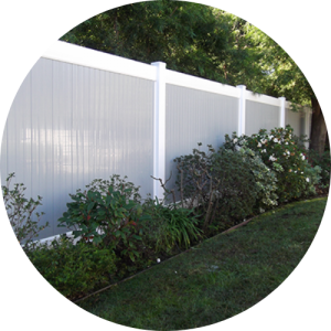 Vinyl Fence Hayward California